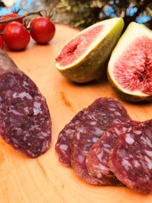 Salami aus Sizilien